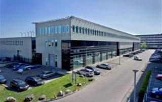 Nieuw pand All-Rack BV datacenter computerruimte oplossingen koeling