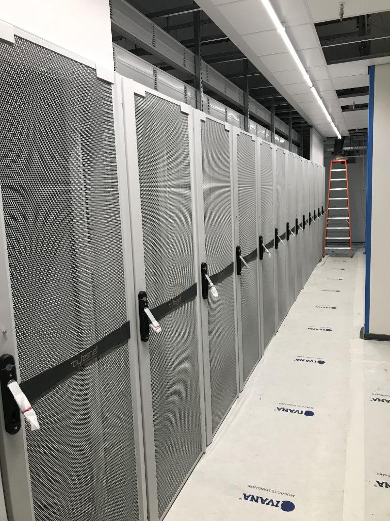 Bytesnet bouwen datacenter