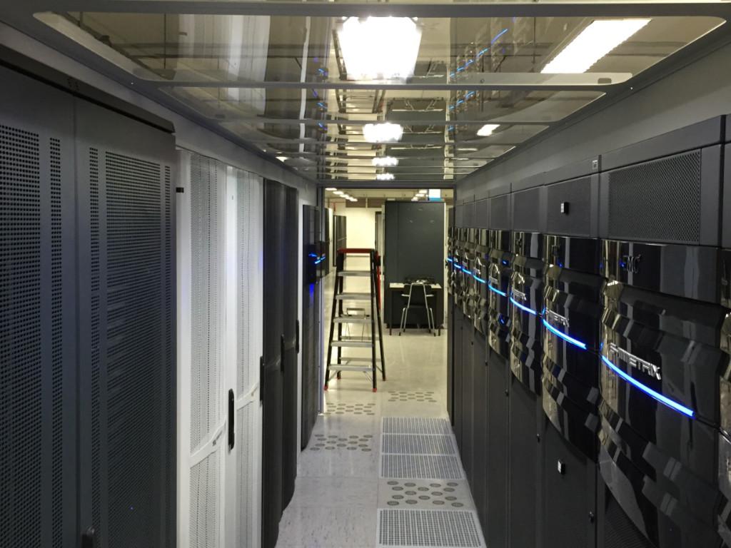 klm koeling computerruimte