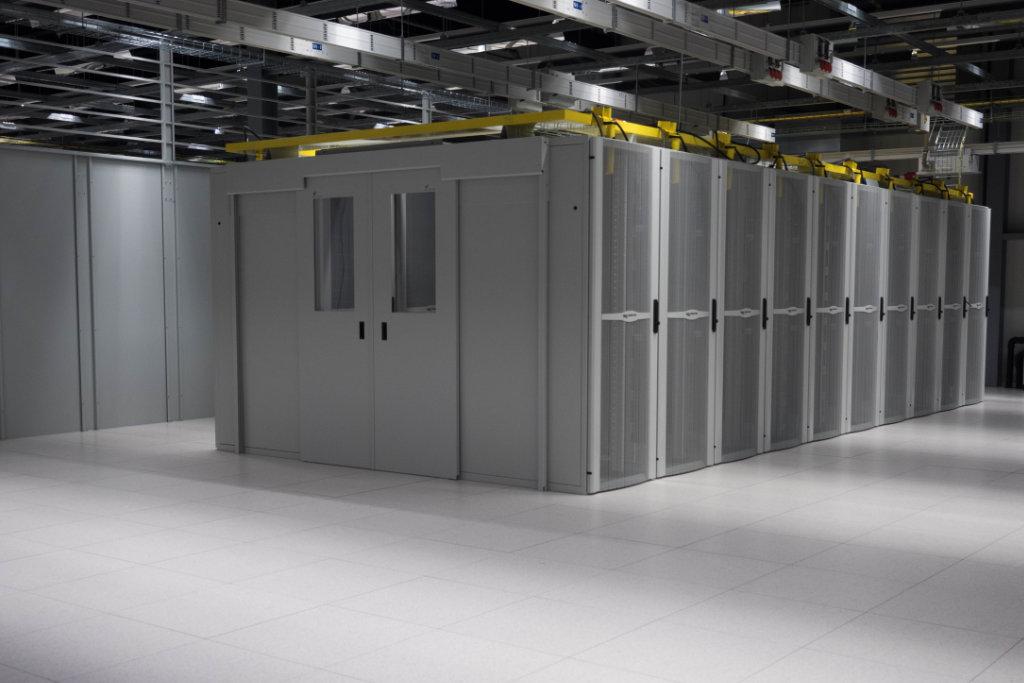 TCN cube datacenter